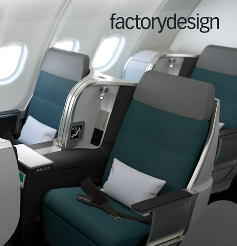 Acro Aircraft Seating factory design