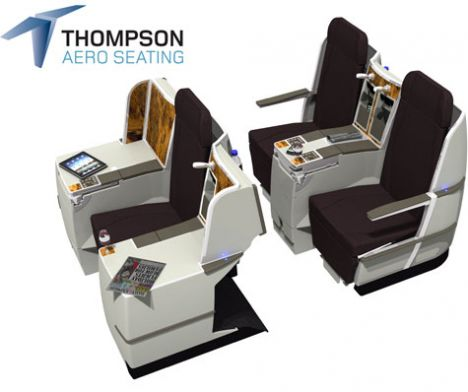 Thompson Aero Seating